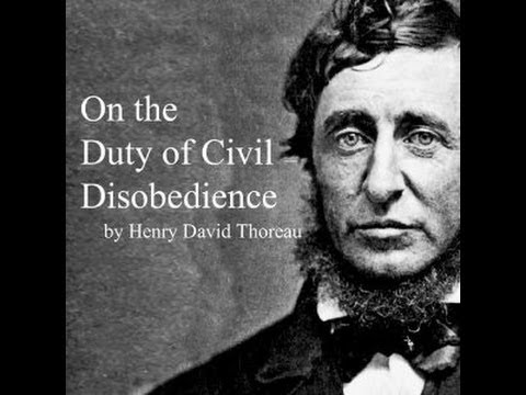 Civil Disobedience Thesis