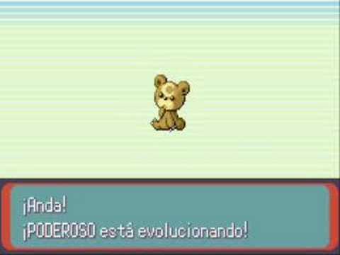 Mis 6 Evoluciones en Pokemon Esmeralda