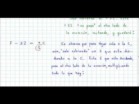 Celsius to farenheit conversion formula