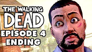 The Walking Dead Game - Episode 4, Part 10 - Disappearing Act (Gameplay Walkthrough)