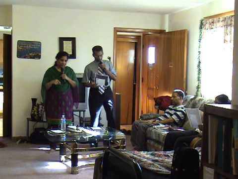 Naadha Ninne Kanaan Tamil By Robert And Rani video