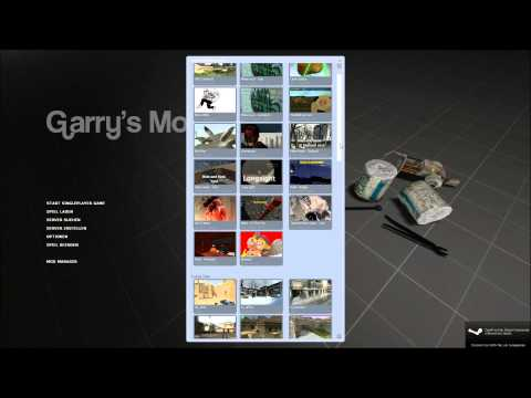 Garry's Mod 9.0.4 Download und Installation (Free) German/Deutsch [HD]