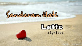 Sandaran Hati - Letto (lyrics)