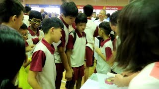 AN EMOTIONAL DAY - Singapore PSLE