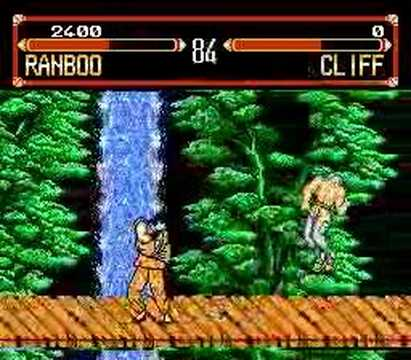 Weird Pirated Games: Street Fighter 4 NES