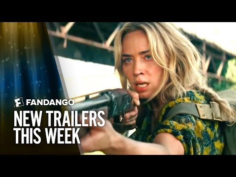 New Trailers This Week | Week 1 | Movieclips Trailers