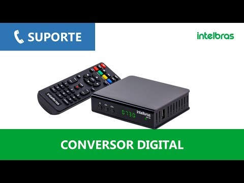 Telecom | Aplicação inicial do conversor digital CD 730 - Video 1 de 2 i1186