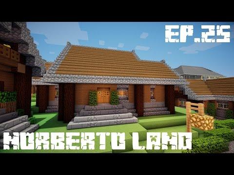 Minecraft :: Norberto land :: Kovács manufaktúra :: Ep.25