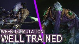 Starcraft II: Well Trained [Nerazim Party]