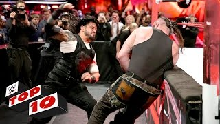 Top 10 Raw moments: WWE Top 10, May 8, 2017