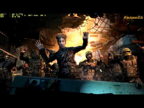Metro Last Light (Parte Final) Max Settings + SSAA OFF