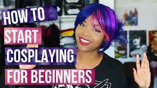 How to Start Cosplaying for Beginners