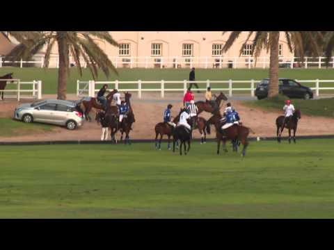 Edrees VS Habtoor Julius Baer Dubai Gold Cup