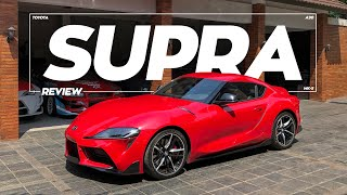 Review Toyota GR Supra 2020 Indonesia