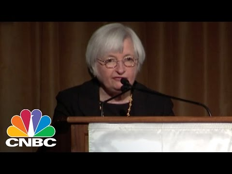 Janet Yellen Slams Big Banks | CNBC