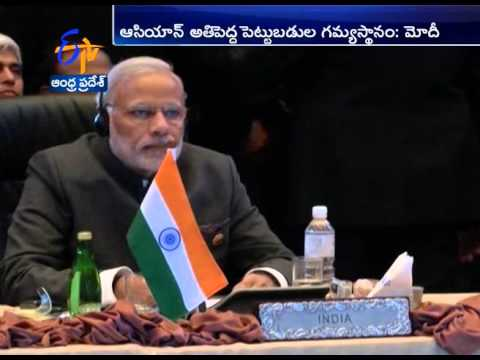 PM Modi Calls For Joint Fight Against Global Terror
