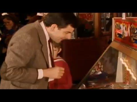 Mr. Bean - Archery & The 2p Machine