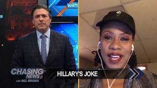 Hillary's They All Look Alike Comment Sparks Debate
