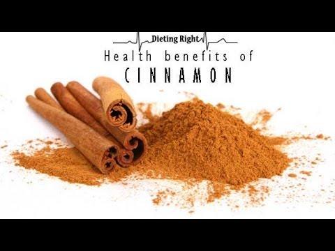 Health benefits of cinnamon | Ventuno Dieting Right