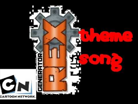 Generator-rex Theme Song video