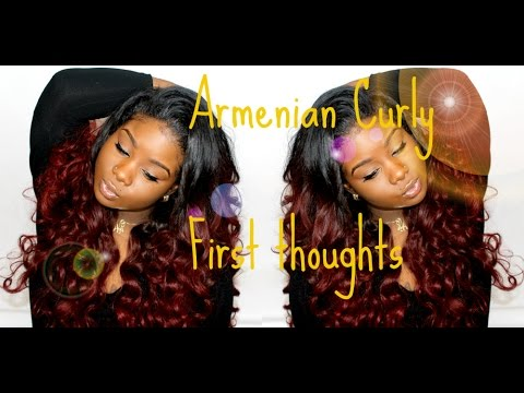 ♥ ARMENIAN CURLY thoughts ?