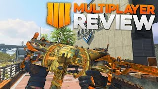Black Ops 4 Multiplayer Review (Final Opinion)