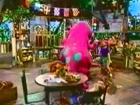 funny - barney tupac video