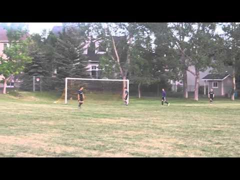CNS Hurricanes vs Calgary Villains Elite Athletico