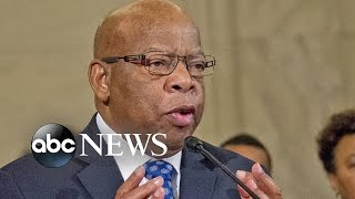 Trump Attacks Civil Rights Icon John Lewis, Sparking Twitter Firestorm