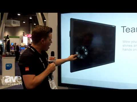 InfoComm 2014: Teamboard Introduces New Line of Interactive Flat Panels