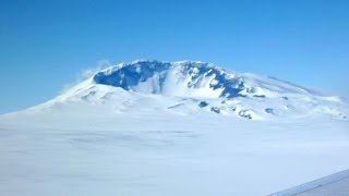 ACTIVE VOLCANO FOUND UNDER ANTARTIC ICE NOVEMBER 19, 2013