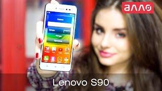 Видео-обзор смартфона Lenovo S90