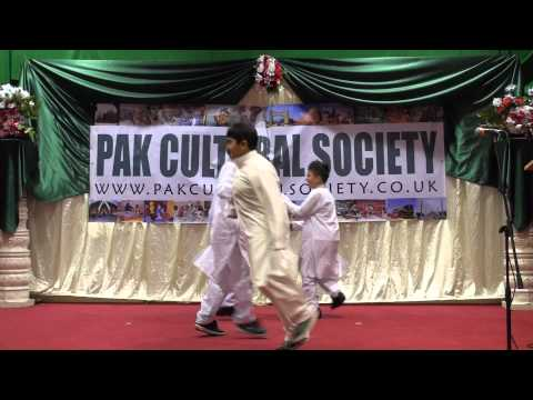 Pakistan Day 2011- Dance Performance On Tere  Bina By Children video