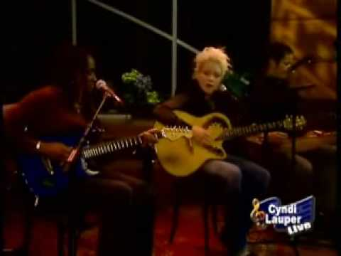 Cyndi Lauper She Bop Live She Bop Cyndi Lauper Live