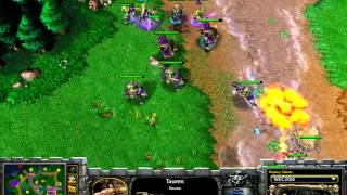 Fly (Orc) vs Yumiko (HU) - G3 - WEC2014 - WarCraft 3 - WC975