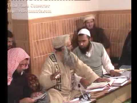 Munazra 12   36 Mufti Hanif Qureshi (suni) With Talib Ur Rahman (wahabi) video