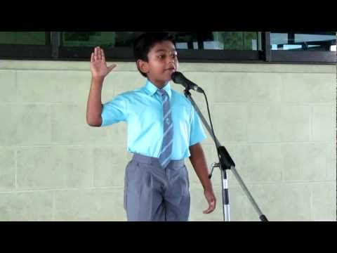 stop child slave labor ( Speech on Child Labour ) 7 years old boy