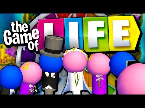 WHOS THE BEST AT LIFE?!  THE GAME OF LIFE