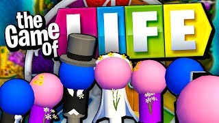 WHO'S THE BEST AT LIFE?! - THE GAME OF LIFE
