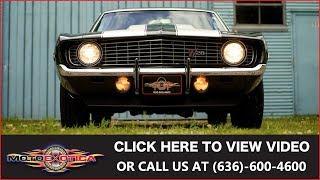1969 Chevrolet Camaro Z/28    SOLD