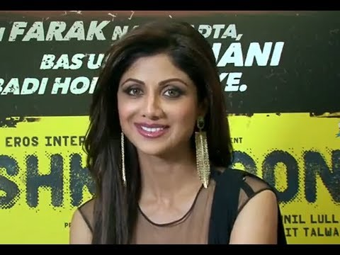 Shilpa Shetty Kundra Invites You To Check Out The Exclusive Trailer Of 'dishkiyaoon' On Erosnow video
