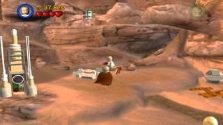 Прохождение игры лего звездные войны 2 эпизод 4 глава 5