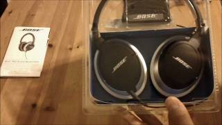 #1【BEST】BOSE Headphones Ever! ★☆Unboxing AE2☆★