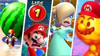 Evolution of Hardest 3D Super Mario Levels (1996 - 2018)
