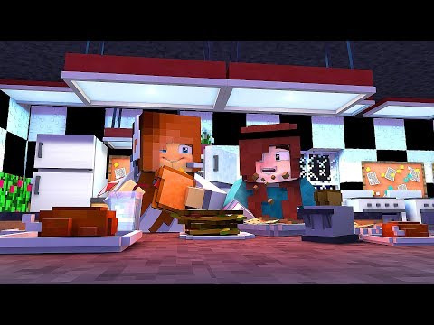 Minecraft: FAZENDINHA #25 - CAFÉ DA MANHÃ NO MINECRAFT!   BIBI  