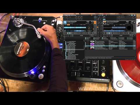 Как работает DVS (digital vinyl system) или цифровая виниловая система