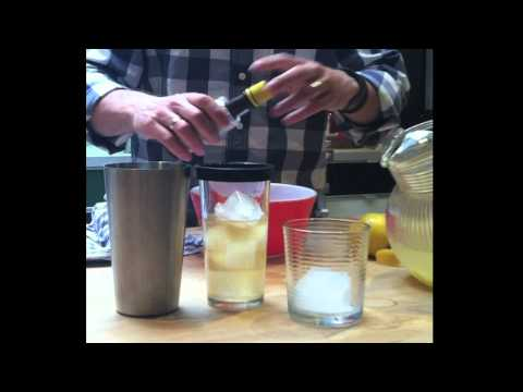 OpenSky: The Lee Bros - Boston Shaker & Ginger Lemon Droo