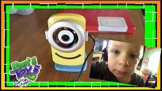 He is ALWAYS watching Us!! 6.14.2017   Bins Toy Bin Daily Vlogs