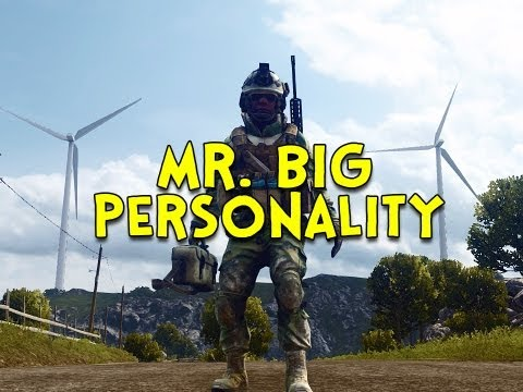 MR BIG PERSONALITY! - Battlefield 3 Montage