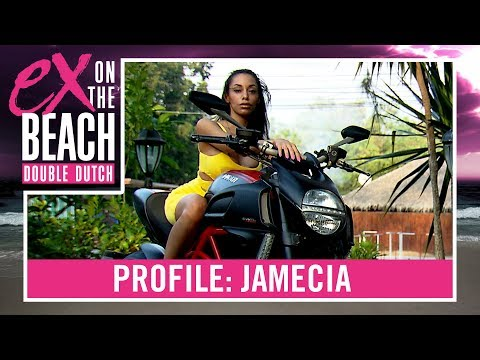 "JAMECIA: ""Ik sta wel OPEN VOOR romantische SEKS� 
